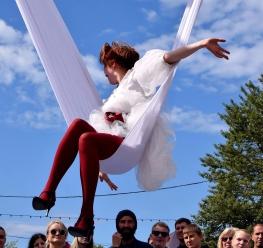 Elina at TaDaa Festival 2016